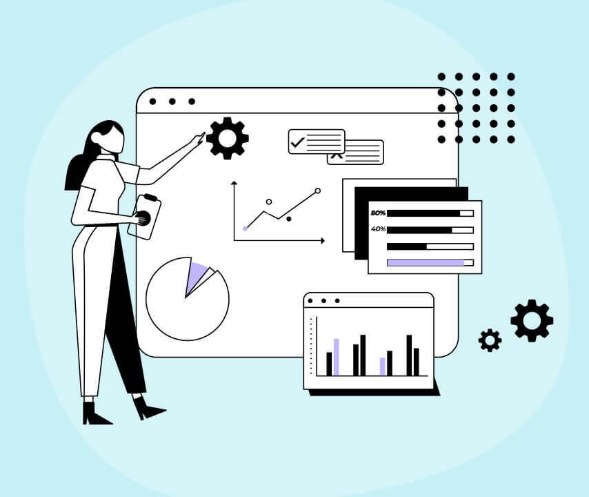 Analytics and data