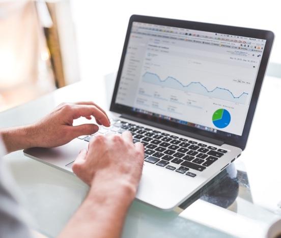Analytics measuring the performance of user journeys