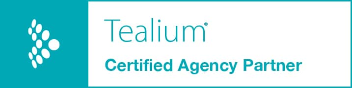 Tealium - Certified Agency Partner